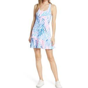 NWT Lilly Pulitzer Meryl Nylon Ace Top Dress